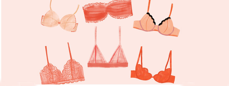 Tips for choosing the right sized bra for big busted women