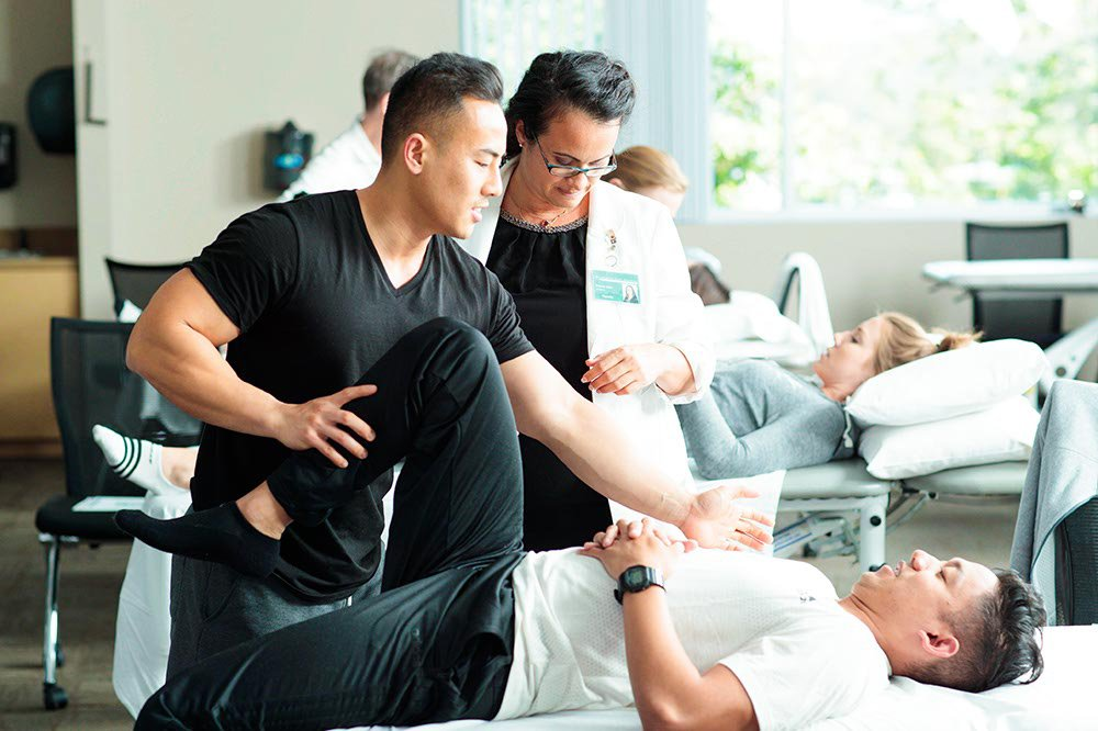 What therapies might be included in the physical therapy plan?