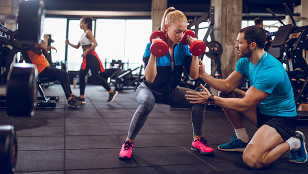 Advantages of having in-house personal training