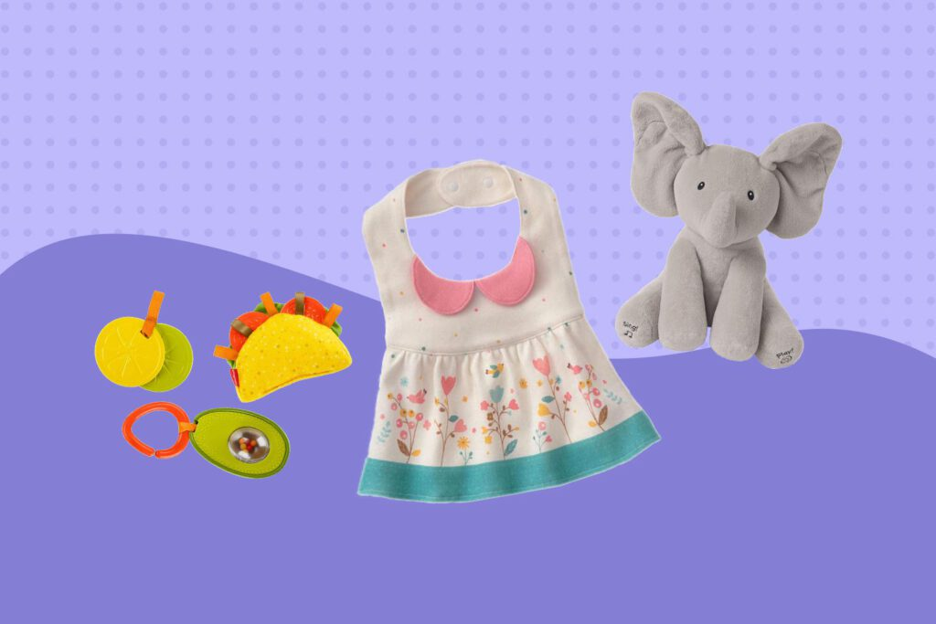 What gifts to buy for newborn babies?