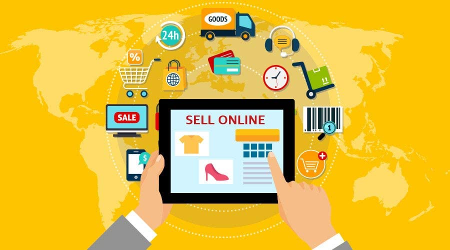 How to do business of online selling very peacefully?
